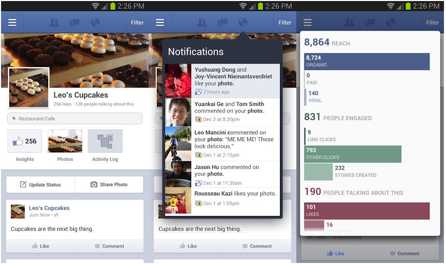 Facebook is (finally) Launching Pages Manager for Android
