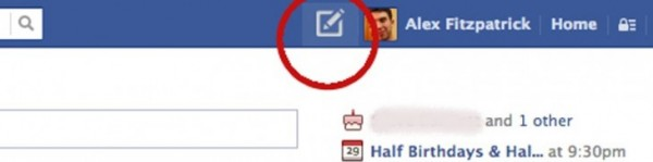 Facebook Test New Button