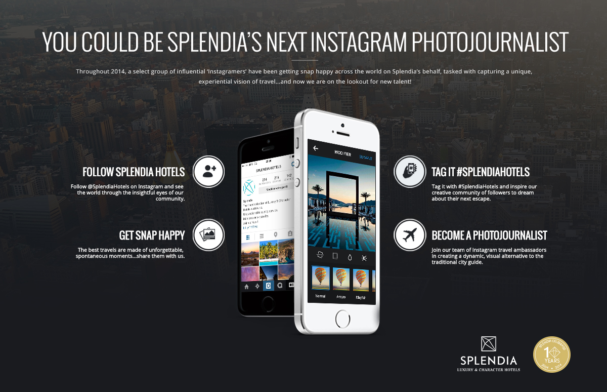 Splendia - become-a-photo-reporter