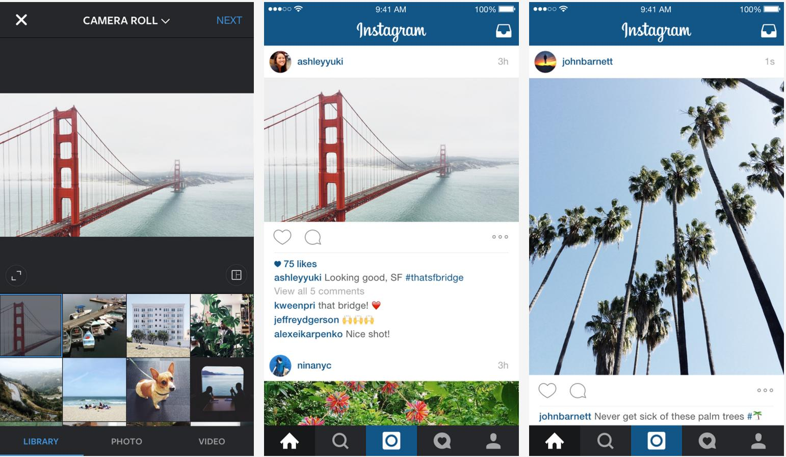 wersm Instagram Leaves Behind Squared Images
