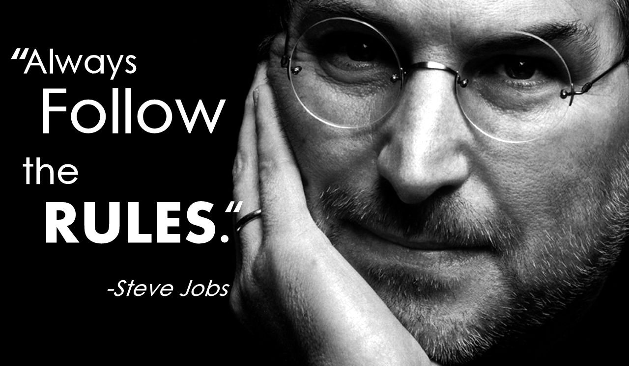 wersm satire steve jobs