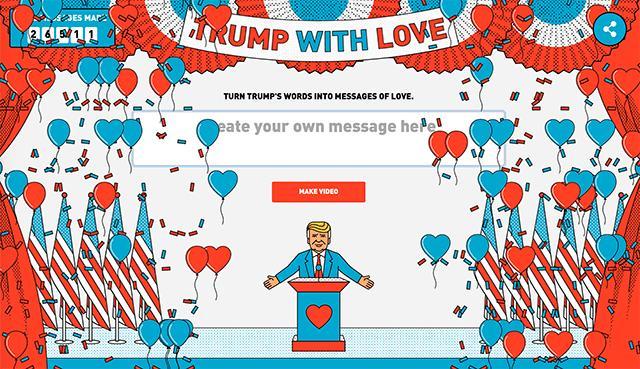 wersm-trump-with-love-message