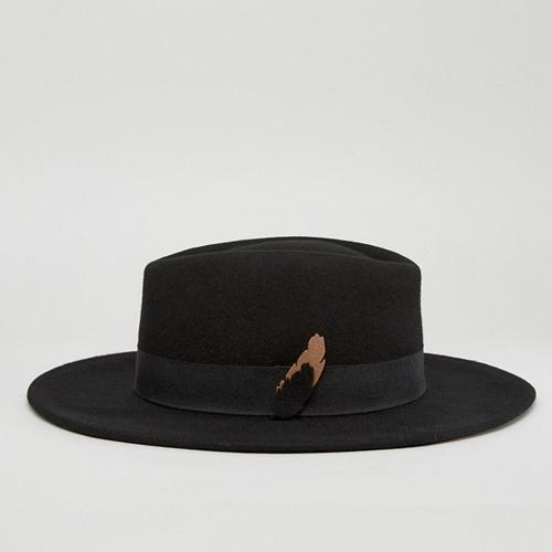 wersm-ASOS-Fedora-Hat-With-Contrast-Felt-Feather-Band-asos