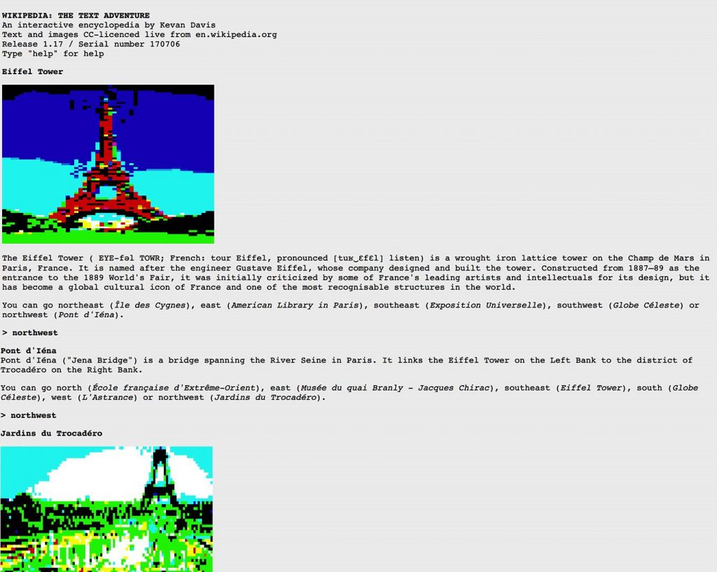 wersm-wikipedia-the-text-adventure-screenshot