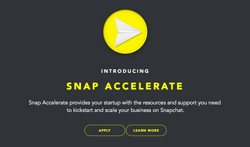 wersm-snap-accelerate-for-startups