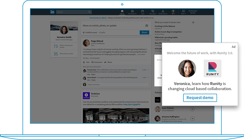wersm-linkedin-introduces-dynamic-ads-in-campaign-manager-img