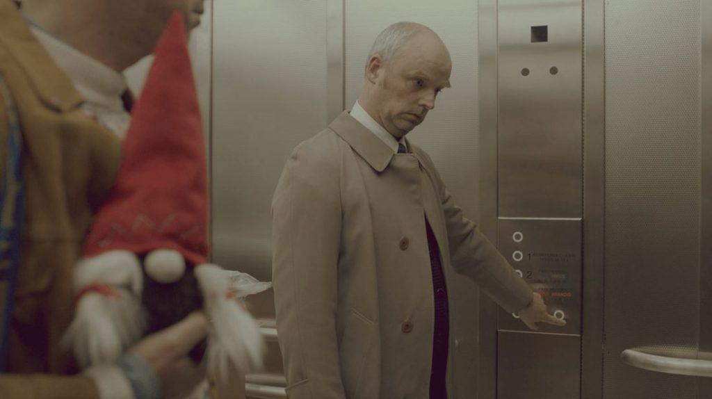 wersm IKEA italy christmas elevator 2