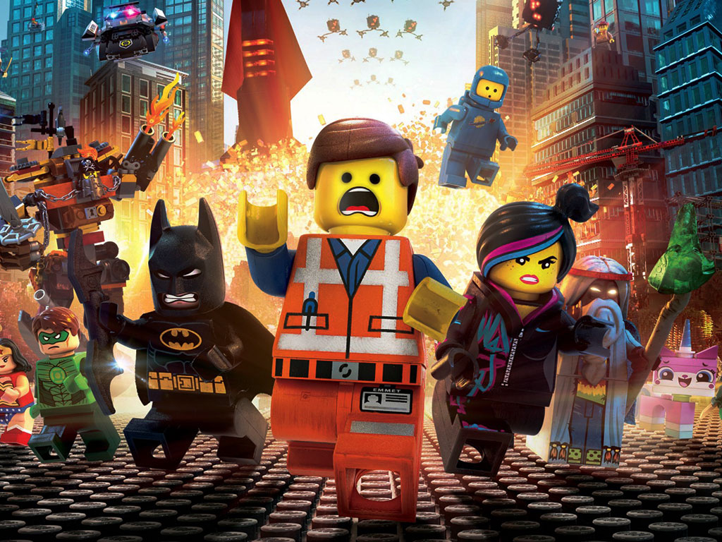 Why Did Youtube Stream The Lego Movie Free On Black Friday