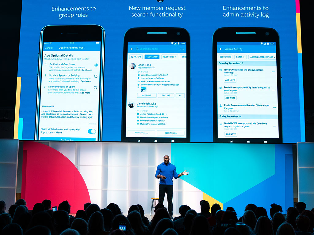 Facebook Announces New Group Features To Help Admins Build Better