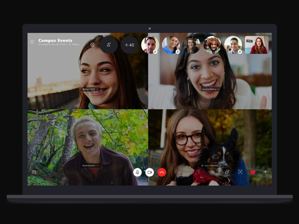 wersm-skype-increases-participant-limit-in-group-calls-to-50-people