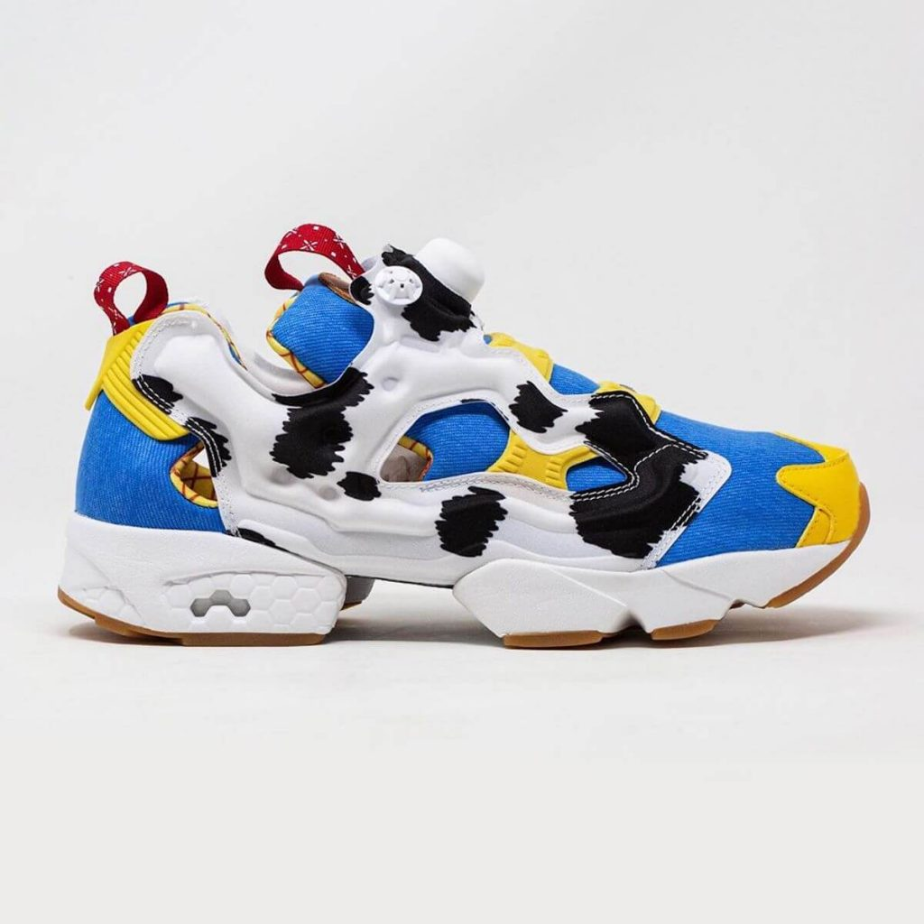 Hate These Toy Story 4 Reebok Sneakers