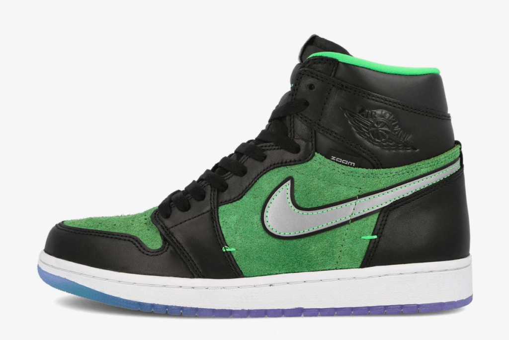 Nike Air Jordan 1 Zoom Zen Green