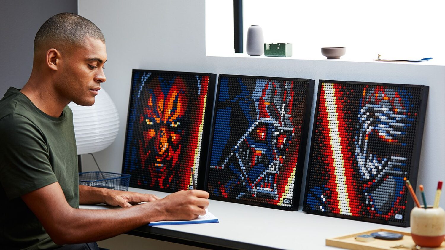 wersm lego art star wars
