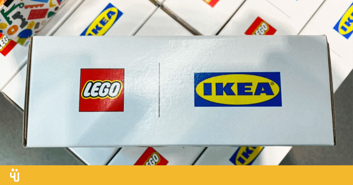 BYGGLEK: The First Product Born Out Of The IKEA x LEGO Collab
