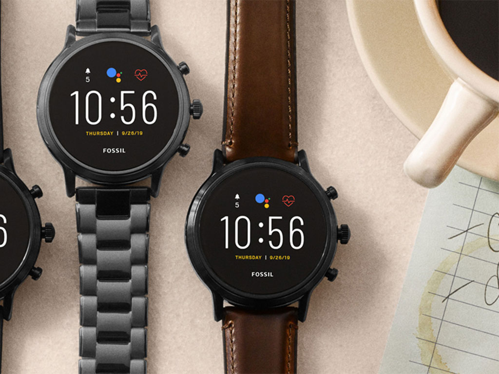 Fossil Updates Gen 5 Smartwatches With Sleep Tracking And More