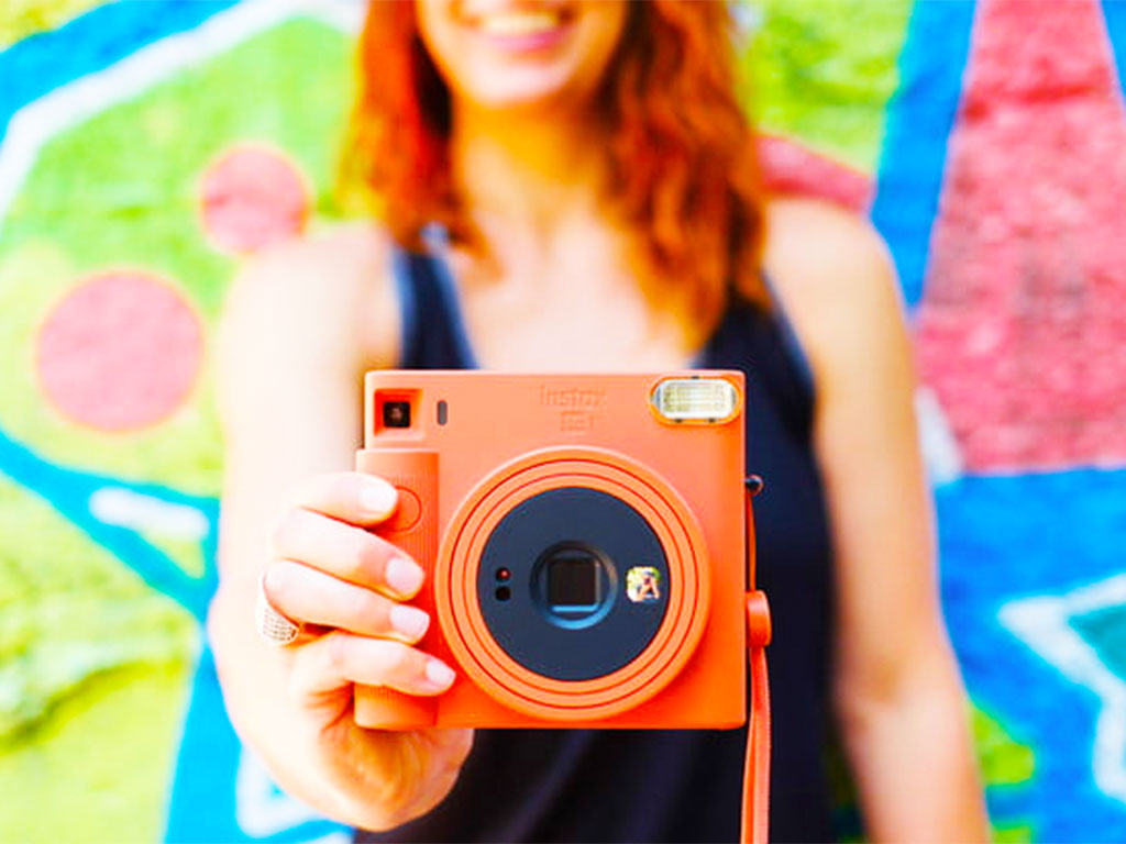The New Fujifilm Instax Square SQ1 Brings Instagram To The Real World