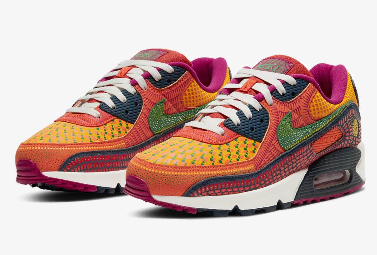 nike day of the dead - air max 90