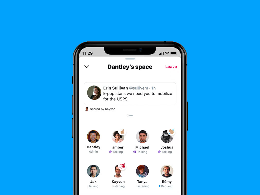 Twitter Spaces Will Bring Live Audio Conversations To The Platform