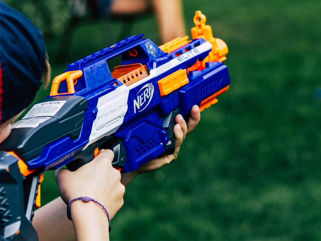 Nerf Will Pay You 10k Per Month To Be Its Chief Tiktok Officer