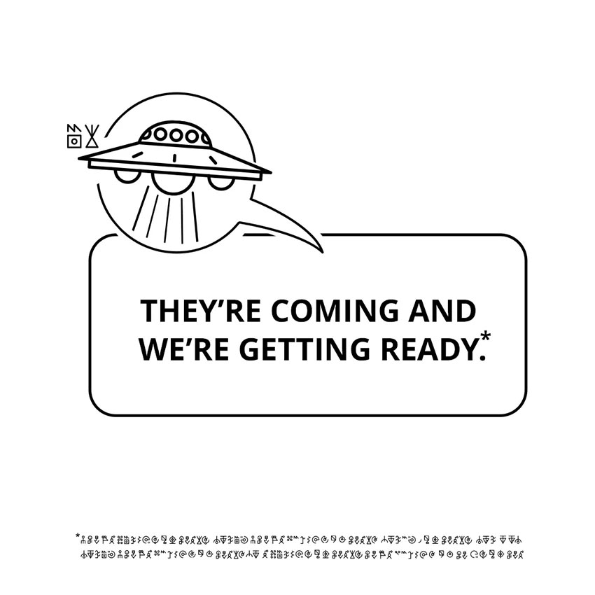 IKEA assembly manuals for aliens